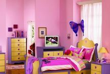 Sarah's room / by Amy Goodnight