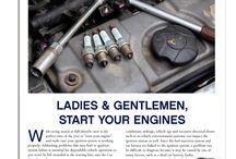Car Care Articles / Car Care Articles from Machens Advantage Magazine