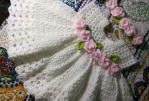 chrzest sukienki