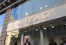 Nos boutiques / Les boutiques IZAC sont conçues comme de véritables espaces de mode. A la fois urbaines et branchées, elles associent l'homme d'aujourd'hui à un univers chic & casual. Elles véhiculent une image de modernité aux accents contemporain et empreint de masculinité.