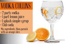Vodka coctail recipes