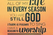 Worship / Worship lyrics and bible verses