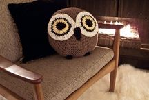Owls - Don't know why, but I ♥ 'em! / by Nicole & Mark Cunha