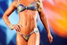 WBFF, bikini- og kjole inspiration