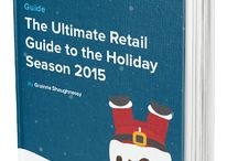 Holiday Season Retail Guide! / The ultimate guide to survive the holidays for retailers!