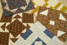 Civil war blocks / by Linda Glover