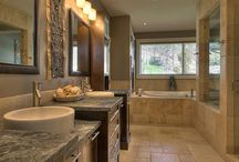 Home Decor: Bathroom / by Andrea Rae