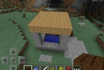 My minecraft pieces