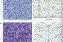 Issue crochet stiches galore