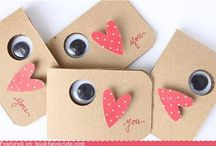 Valentines Ideas / Arts, Crafts, Activities and recipes for kids and families with a Valentine's Day theme. / by I Heart Crafty Things