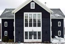 Svarte hus