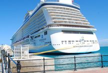 Norwegian Breakaway Bermuda / Sail away on Norwegian Cruise Line's newest ship to the island of Bermuda where pink sand beaches, colorful underwater life, fantastic shopping, and friendly people await your arrival.