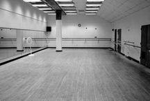 Dance Studio's / by Jacqueline Thayer
