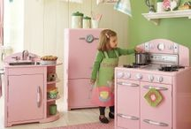 plastic play kitchens / A play kitchen may be something simple as a plastic stove or it can be a completely equipped little kitchen which has almost everything right from overhead light,