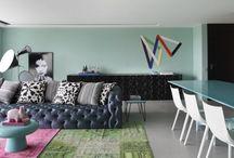 Decor / Home decor, inspirações para casas e apartamentos / by Natalie Guimarães