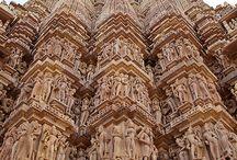 Khajuraho Temple Pradesh.