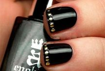 black magic nails & nail art design gallery by nded / black magic nails & nail art design gallery by nded
