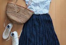 ファッション夏