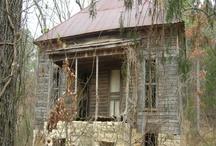 Abandoned (Haunted?) Dreams / Forgotten Beauty / by Sarah Harthun-Glass