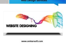 Web Design Services / Graphic Designing Services India is a creative process that reaches into everything we do these days. Hire the best Graphic designers from Omkarsoft