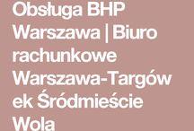 Obsługa BHP Warszawa