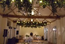 Dorney Court Ideas / Sound and Lighting ideas for weddings and events at Dorney Court. Some examples of our work