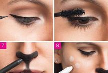Maquillaje disfraces