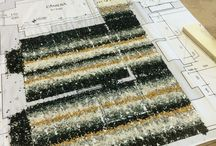 Projects / Draw, rendering for floor and mosaic