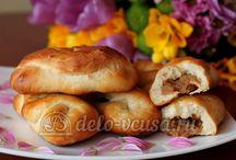 Рецепты булочек / Рецепты вкусных булочек с детальными пошаговыми фотографиями. Получится у каждого! #булочки #рецепты #кулинария