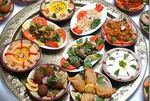 Lebanese Dishes & Desserts / by Adriana Attar