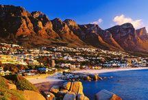 25 Melhores Destinos Africanos / Ponha de lado o mapa e fique maravilhosamente perdido!