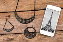 Bijoux / fine accessories and jewelery