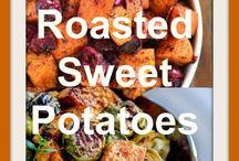 Sweet Potato Recipes / Sweet Potato Recipes