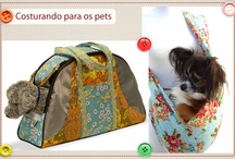 Sewing for Pets / Pets projects for sewing.