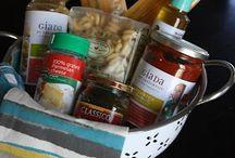 Gift Basket Ideas / by Jessica Karlonas