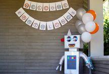 fiesta robot