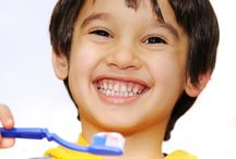 Children's dentistry / Introduce your kids to the dentist early and do it with a dentist who will make them feel comfortable from the start.   Learn what helps create a healthy mouth from an early age.