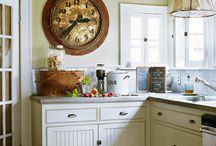 Kitchen Daydreaming / Those cooking spaces that make ya wanna say 'ooooh, oh, oh!'.
