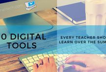 Digital tools for teacher and librarians