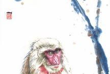 chinese brush p. apinat ym.