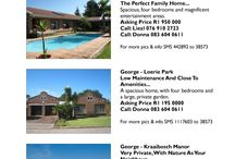 Show Houses: 29 March 2015 / We invite you to view our properties on show this Sunday, 29 March 2015.