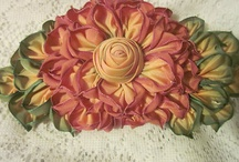 Silk flower: ideas