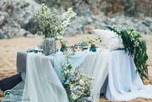 ORGANIC BEACH WEDDING