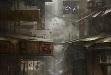 Gloomy Environment