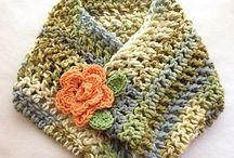 Crochet Scarves & Shawls / by Renee Hester