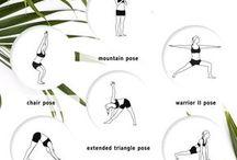 joga poses