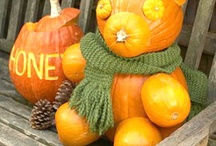 Fall wonders / Things to make Fall special.