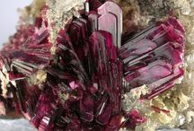 Minerals - minerały
