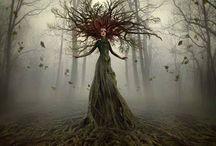 White Witch / by Jill Huett-Ziegler