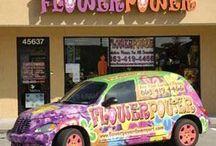 Flower Power / Photos of Flower Powers shop